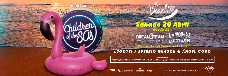 Children of the 80's Ibiza